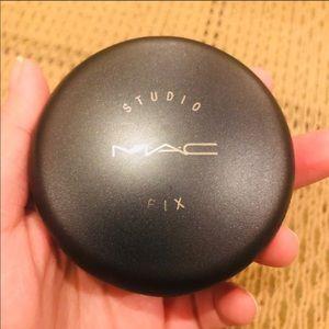 Mac studio fix powdered